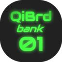 Icon for QiBrd Bank 01 - Tron SpaceDelay on Steroids