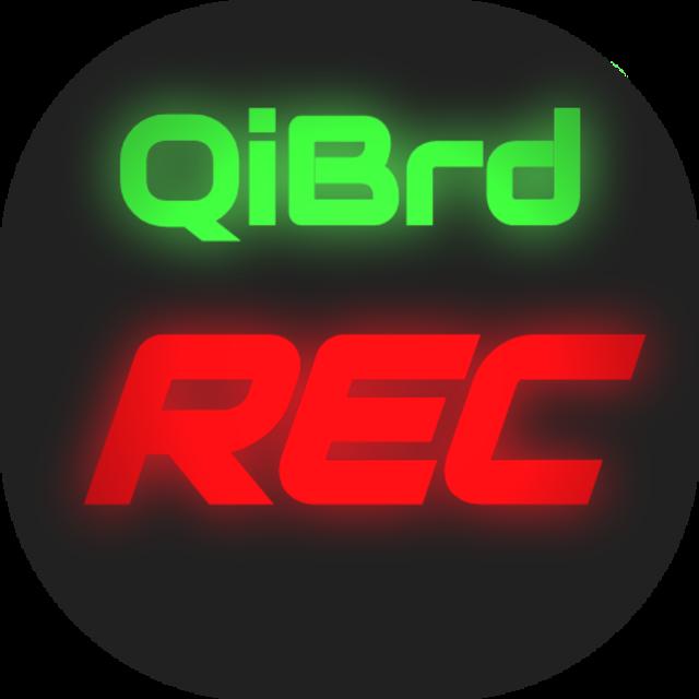 QiBrd REC Module - Recording in QiBrd screenshot 1