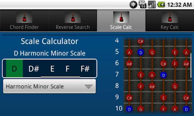 chords+ music tools screenshot 3
