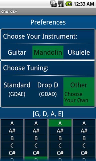 chords+ music tools screenshot 6
