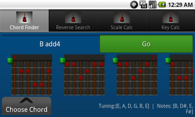 chords+ music tools screenshot 7