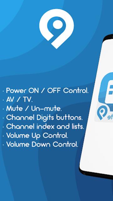 Remote Control For Vizio Tv - Universal Tv Remote screenshot 3