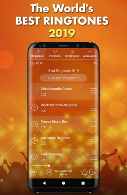 Popular New Ringtones 2019 🔥 Free | For Android™ screenshot 1
