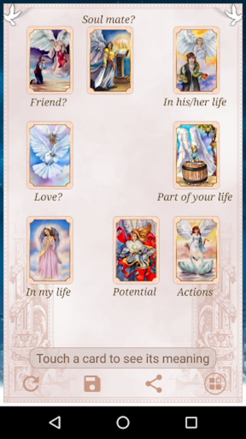Angel Tarot - Free reading screenshot 7