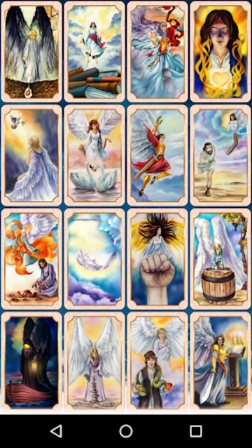 Angel Tarot - Free reading screenshot 8