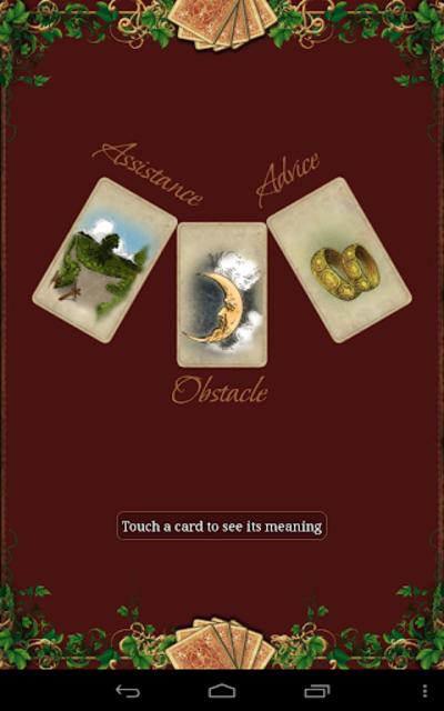 Tarot Madame Lenormand screenshot 12