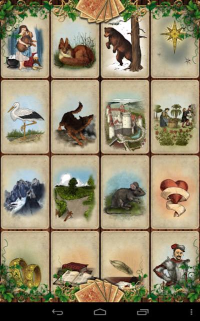 Tarot Madame Lenormand screenshot 15