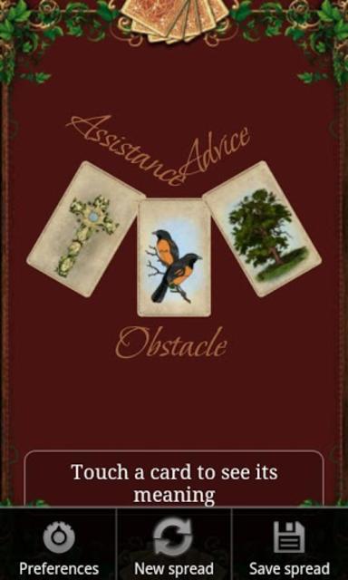 Tarot Madame Lenormand screenshot 8