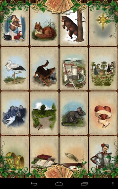 Tarot Madame Lenormand screenshot 22