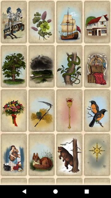 Lenormand Love Tarot screenshot 8