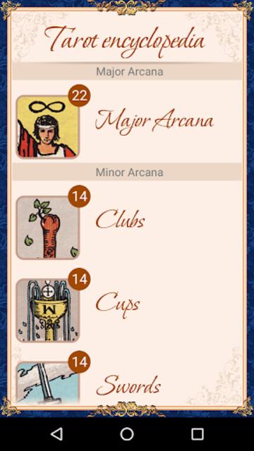 Tarot Universe - Free reading screenshot 8