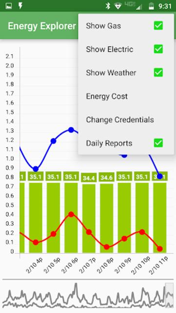 Energy Explorer for BG&E screenshot 2