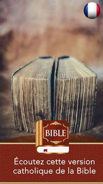 Bible catholique romaine screenshot 1
