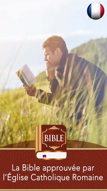 Bible catholique romaine screenshot 5