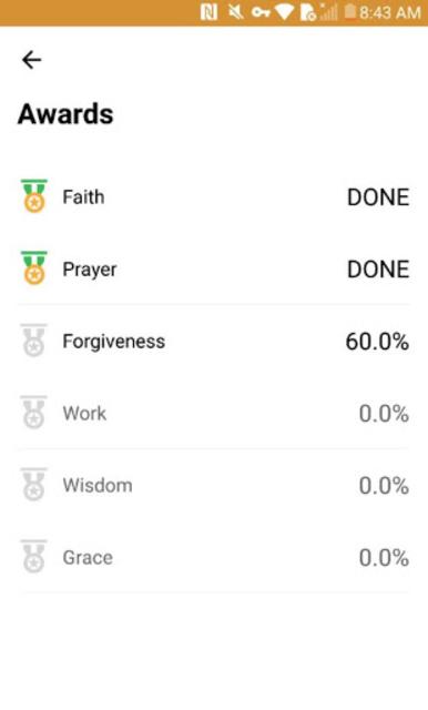 Bible Study - Study The Bible By Topic screenshot 4
