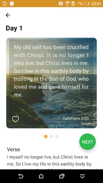 Bible Study - Study The Bible By Topic screenshot 3