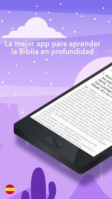 Biblia de estudio screenshot 28