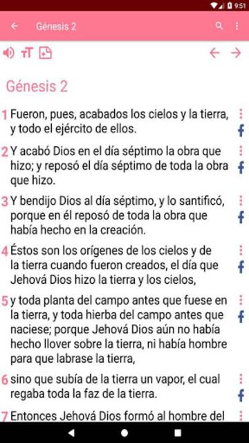 Biblia de la mujer screenshot 6