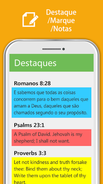 Bíblia Sagrada JFA - Áudio Bíblia, Grátis, Offline screenshot 2