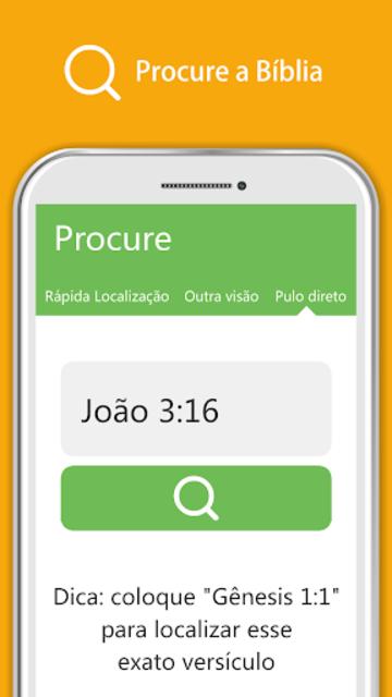Bíblia Sagrada JFA - Áudio Bíblia, Grátis, Offline screenshot 4