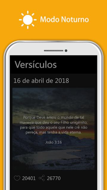 Bíblia Sagrada JFA - Áudio Bíblia, Grátis, Offline screenshot 5