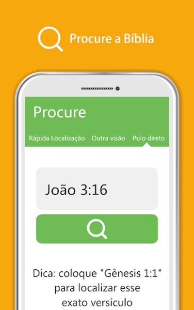 Bíblia Sagrada JFA - Áudio Bíblia, Grátis, Offline screenshot 12