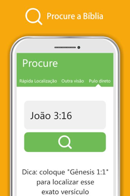 Bíblia Sagrada JFA - Áudio Bíblia, Grátis, Offline screenshot 20