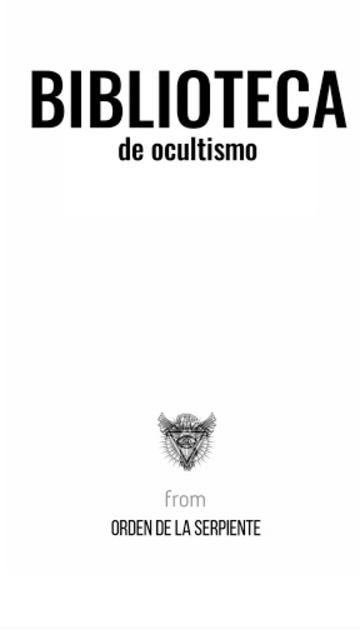 Biblioteca Ocultista ODLS screenshot 1