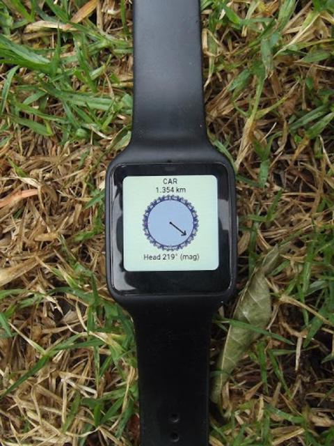 Handy GPS screenshot 10