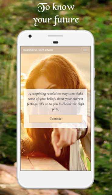 Free readings - Psychic by Gwendoline screenshot 3