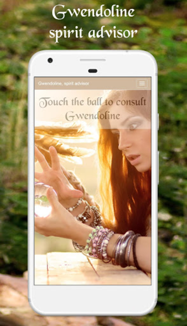 Free readings - Psychic by Gwendoline screenshot 4