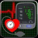 Icon for Finger Blood Pressure BP Scanner Calculator Prank