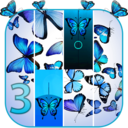 Icon for Blue Butterfly Piano Tiles 2019