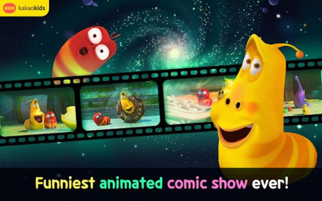 Larva TV screenshot 2