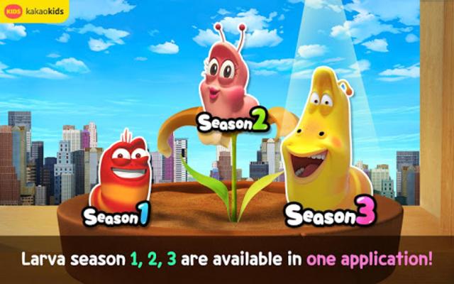 Larva TV screenshot 4