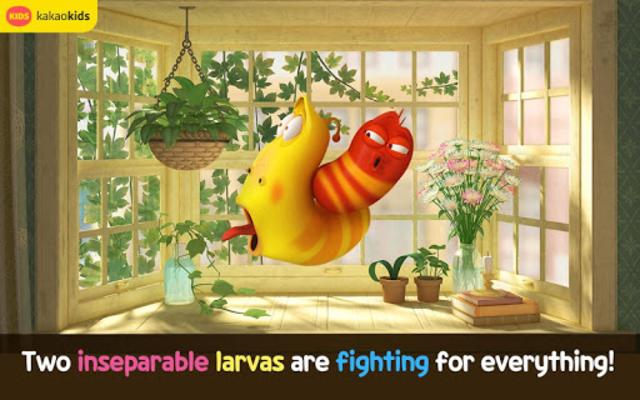 Larva TV screenshot 9