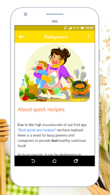 Baby Led Weaning - Quick Recipes screenshot 7