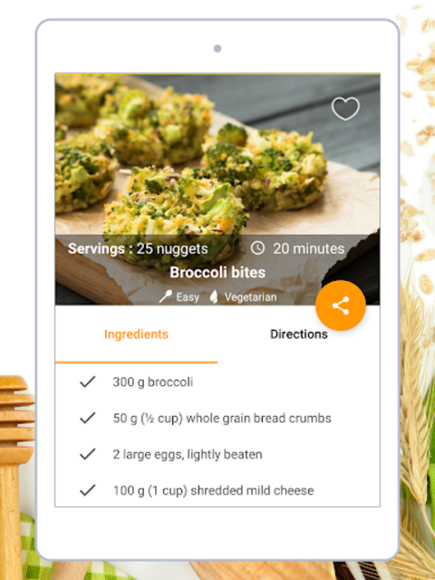 Baby Led Weaning - Quick Recipes screenshot 13