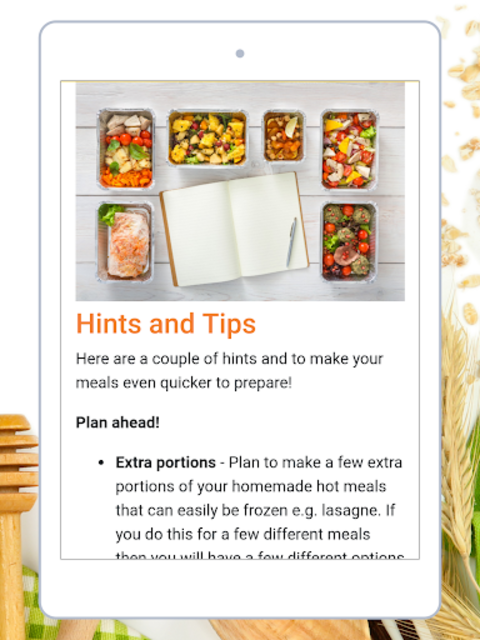 Baby Led Weaning - Quick Recipes screenshot 16