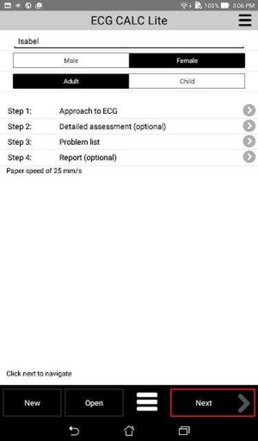 ECG CALC Lite screenshot 6