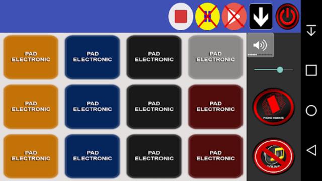 Drum kit screenshot 3