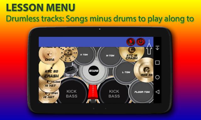Drum kit screenshot 5
