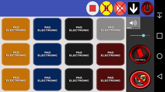 Drum kit screenshot 7