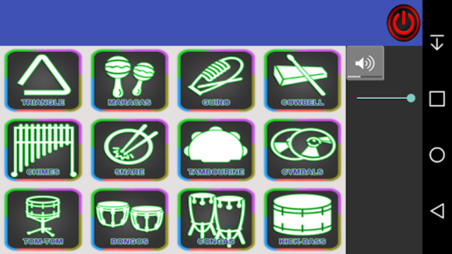 Percussion Instrument screenshot 3