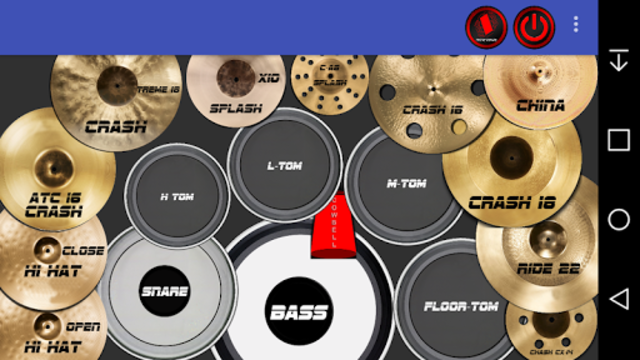 Rock Drum Kit screenshot 3