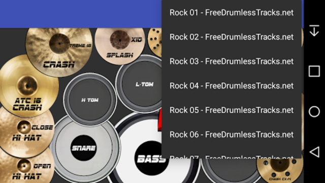 Rock Drum Kit screenshot 6
