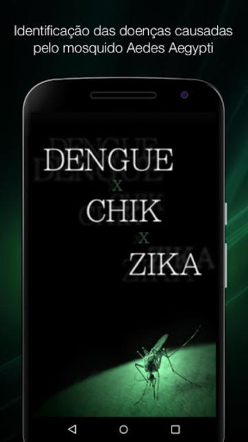 Dengue x Chik x Zika Completo screenshot 1