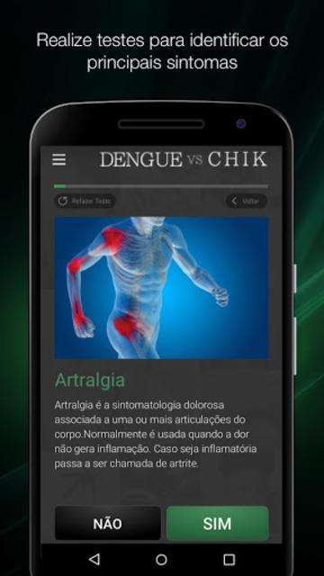 Dengue x Chik x Zika Completo screenshot 3