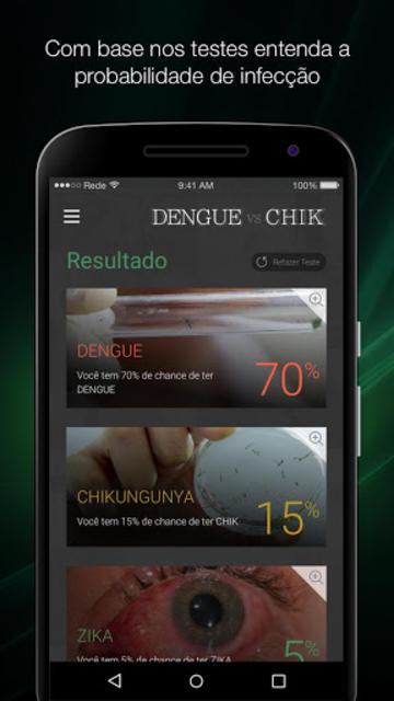 Dengue x Chik x Zika Completo screenshot 4
