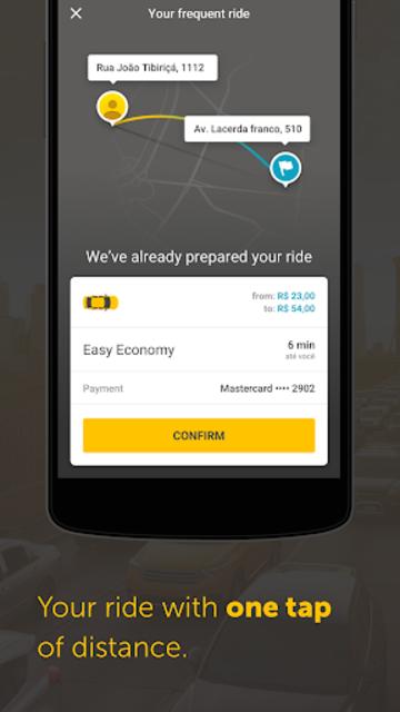 Easy - taxi, car, ridesharing screenshot 4